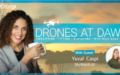 Drones at Dawn | Episode 3: Yuval Caspi, SkyWatch