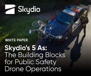 Skydio Public Safety Drone White paper